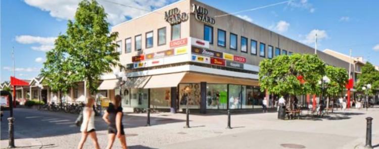 Kungsleden divests in Köping.