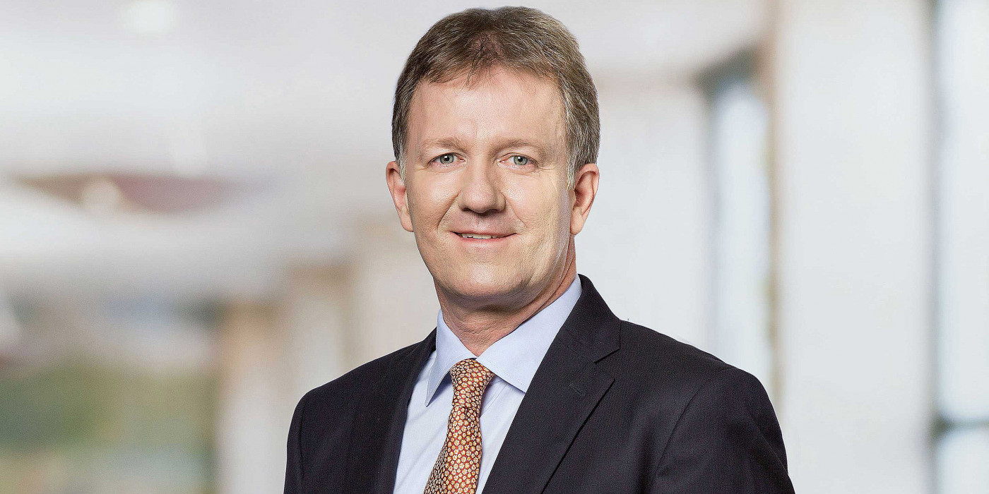 Stefan Mächler, CIO of Swiss Life Group.