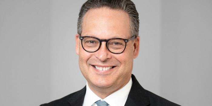 Johan Grevelius, CEO of SBF Bostad.