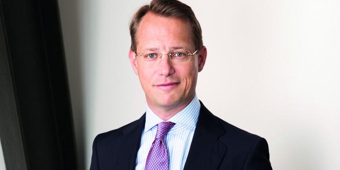 David Mindus, CEO of Sagax.