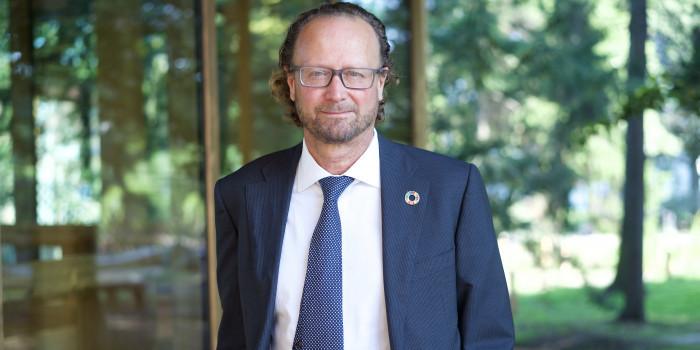Jan Erik Saugestad, CEO of Storebrand Asset Management.
