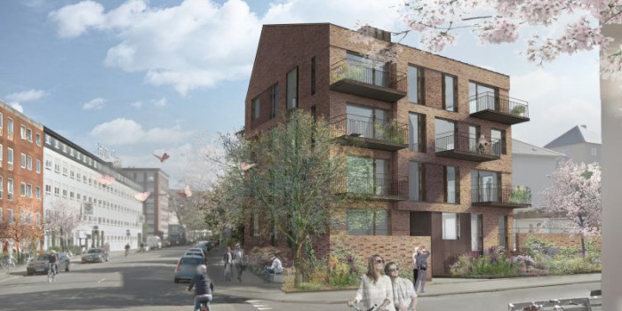 Walter Immobilien has entered the Danish residential market.