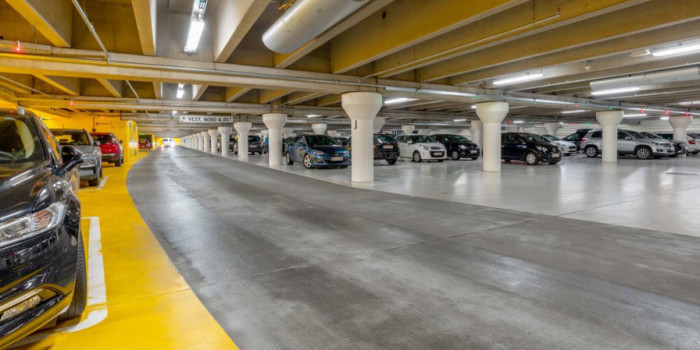 The Dutch investor Orange IM has, together with Catella, acquired a Car park in Odense.