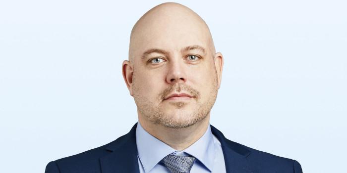 Anders Johansson, Associate Director Industrial & Logistics, Colliers.
