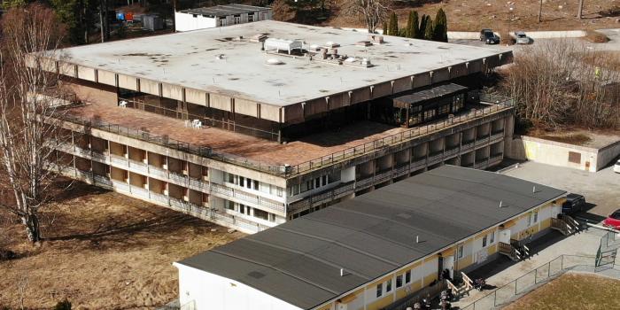 Täljöviken conference centre.