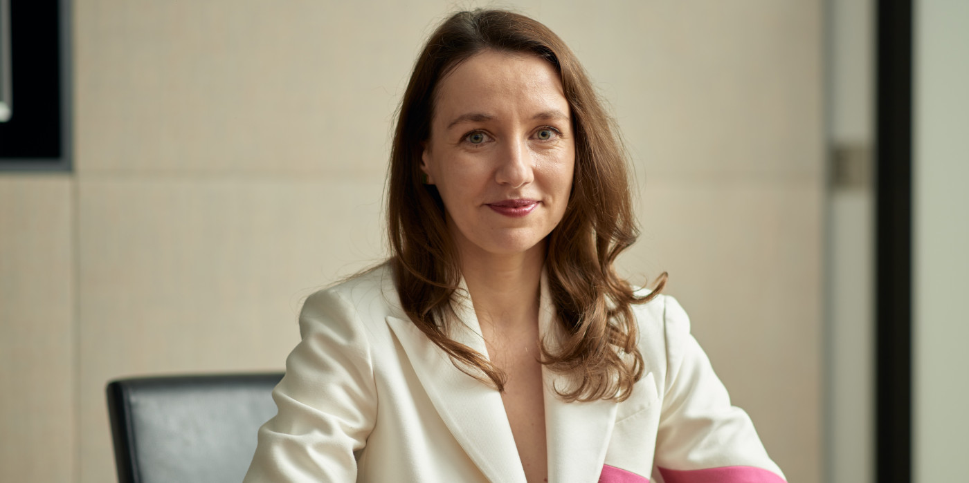 Alina Iorglescu, Assistant Fund Manager of Tritax Eurobox.