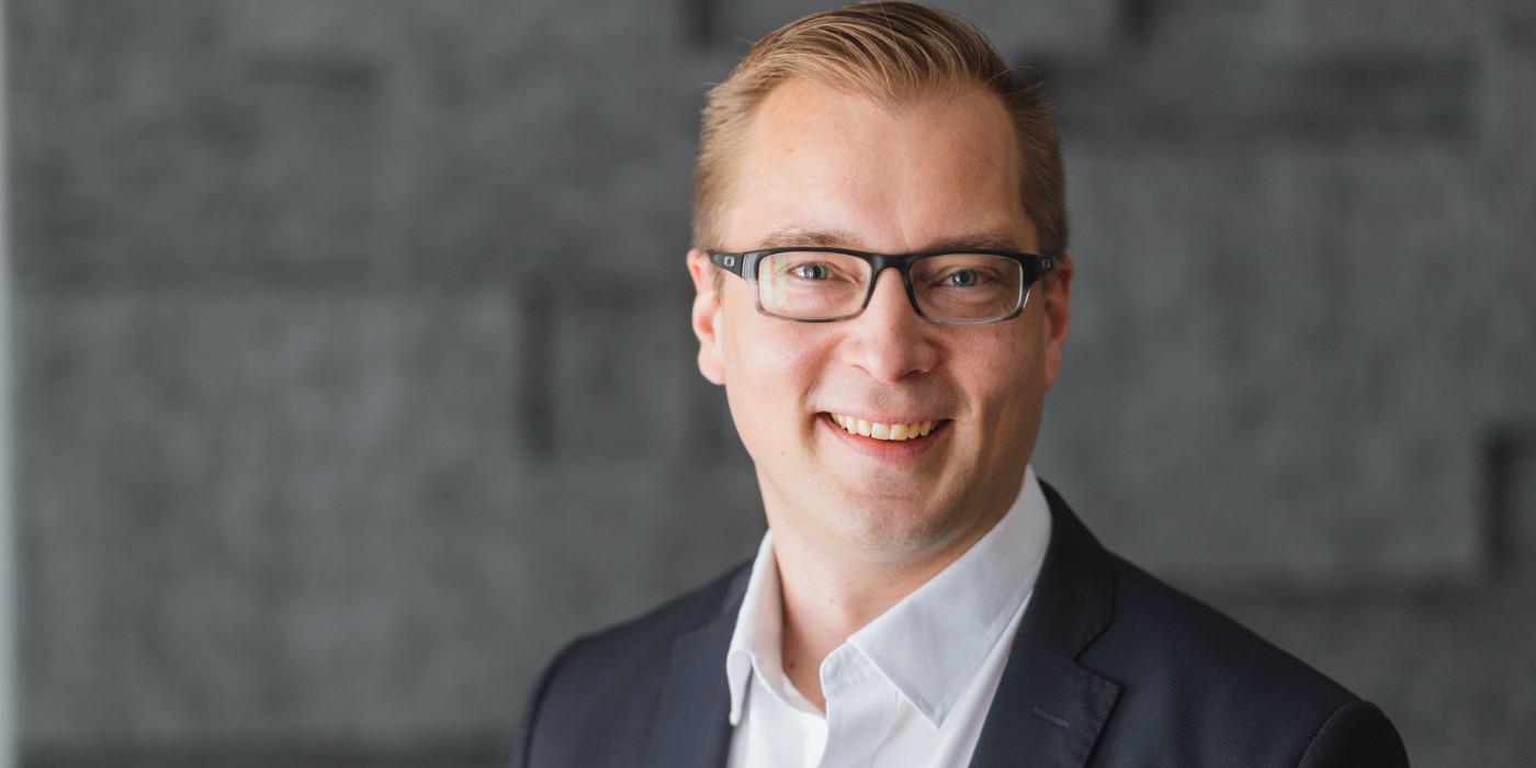 Tuomas Rantsi, COO of Avara.