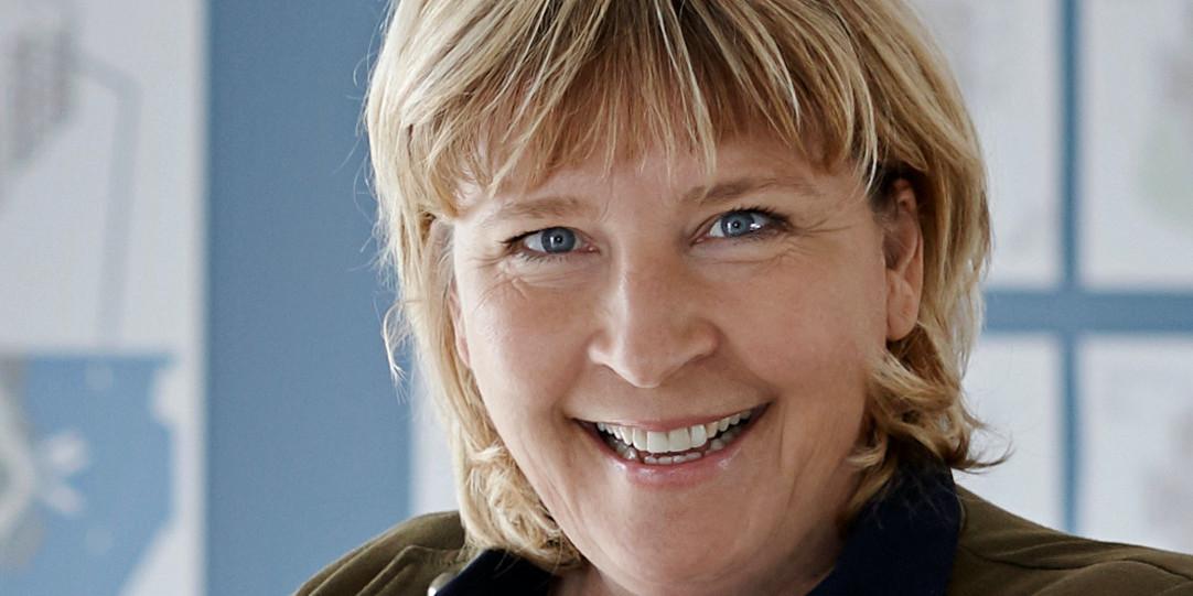 Karen Mosbech, CEO of Freja Ejendomme.