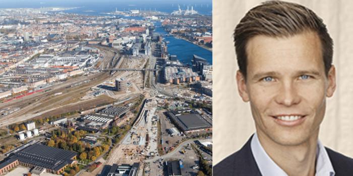 Jacob Kjær, Partner and Head of Denmark at real estate adviser Nordanö.