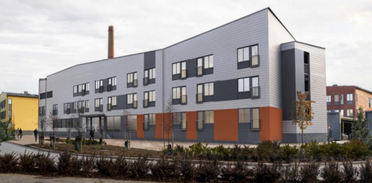 The Belgian investor makes another purchase in Turku, Finland.