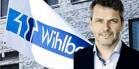 Søren Kempf Holm is the new CEO of Wihlborgs in Denmark.