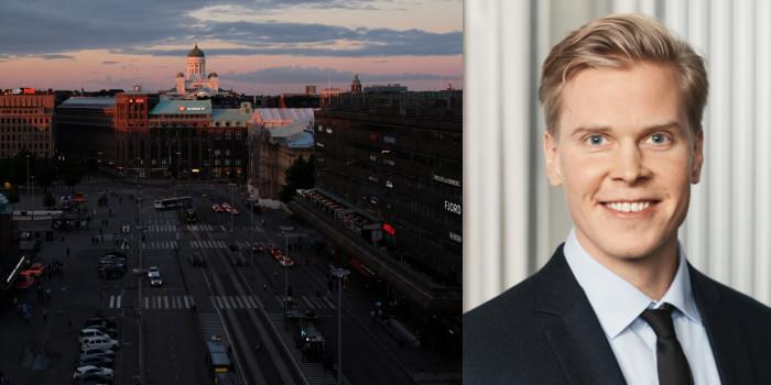 Jaakko Onali, Portfolio Manager at United Bankers.