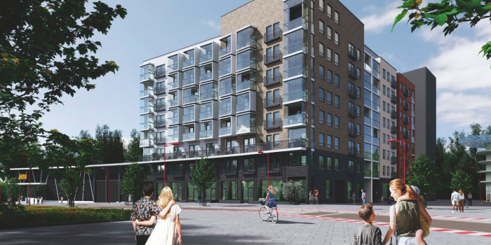 Sato builds in Vantaa.