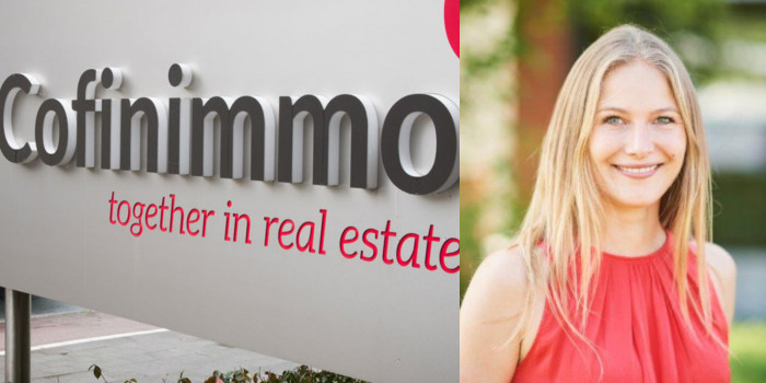 Lynn Nachtergaele, Investor Relations Manager at Cofinimmo.