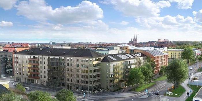 Peab gets assignment in Uppsala.
