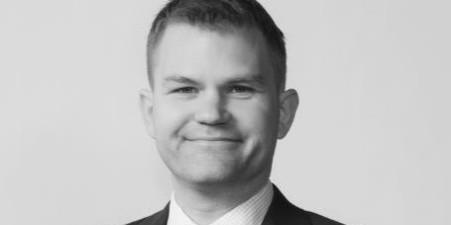 Iiro Nurkkala, Chief Financial Officer, Catella Asset Management (Finland).