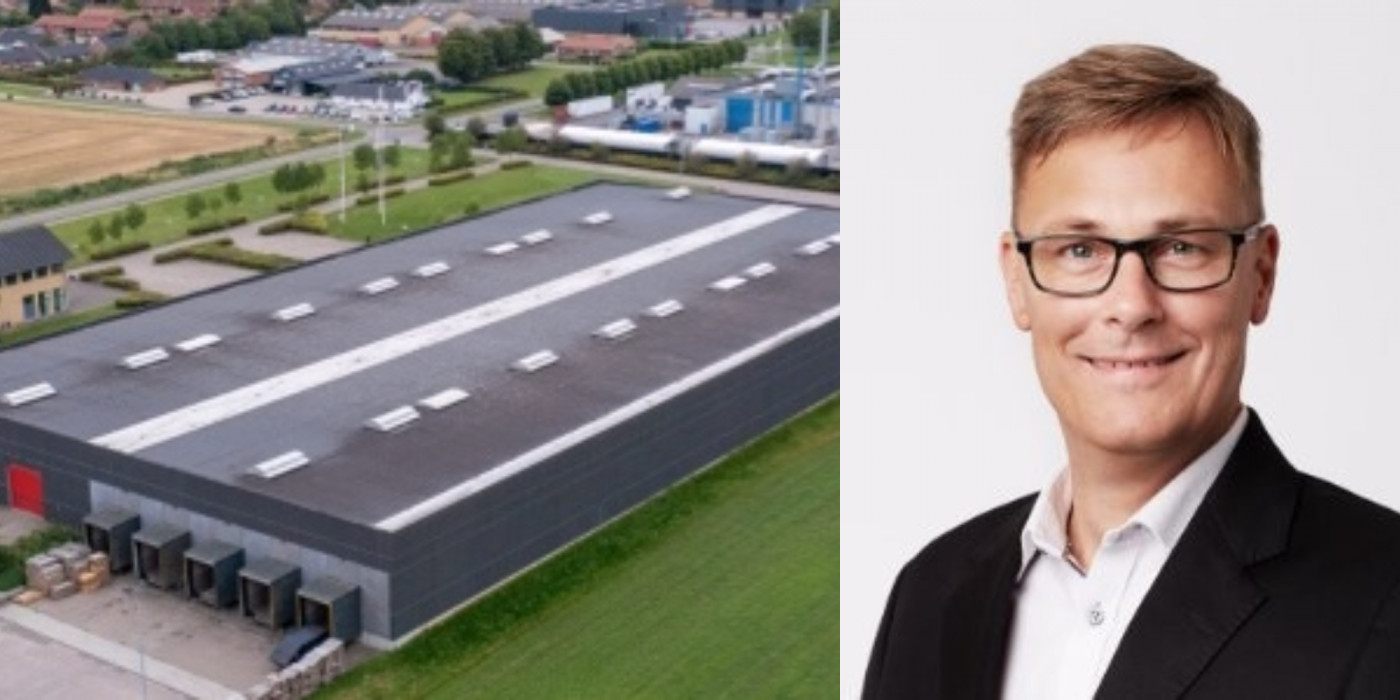 One of the assets in the lease agreement, and Mikkel Seitzberg Mikkelsen, MD at M7 in Denmark.