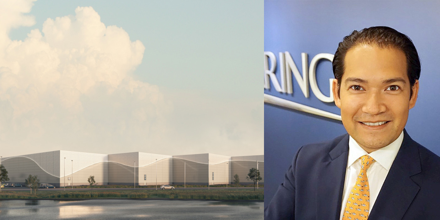 One of the acquired assets, and Thorsten Slytå, Managing Director, Head of Nordics at Barings.