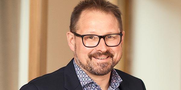 Petri Kotkansalo, CEO of Fincap.