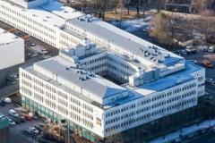 Humlegården acquires the property Apelsinen 4 in Solna Strand.