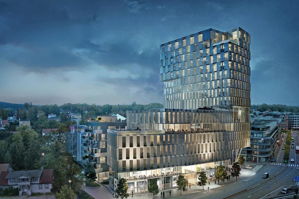 Skanska And Orkla To Build Orkla S New Headquarter In Oslo