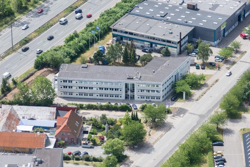 Vallensbækvej, Brøndby.
