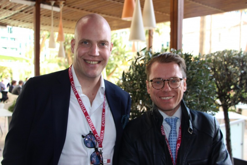 Gustav Källen, Svefa and Jens Johansson, Real Competence.