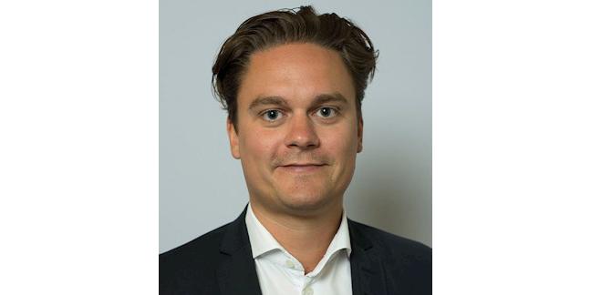 Robin Englén, CEO of Fleming Properties.