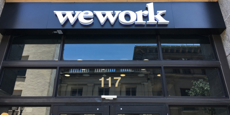 Wework has made a huge footprint, all over the world.