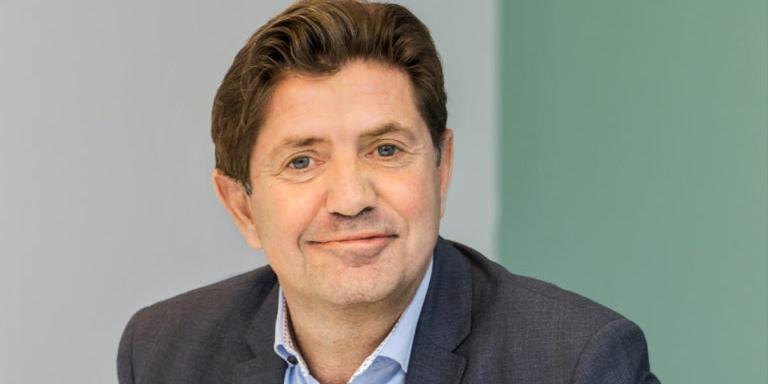 Arne B. Sperre, CFO of Olav Thon Eiendomsselskap.