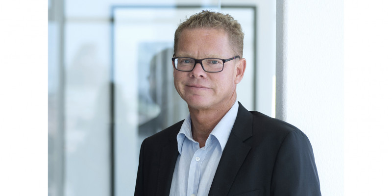 Benn Karlberg, the new CEO of Logistic Contractor.