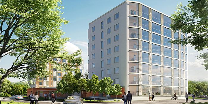 A visualisation of housing company Reimari.