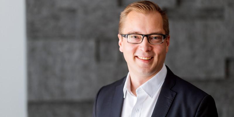 Avara's Chief Operating and Development Officer Tuomas Rantsi.